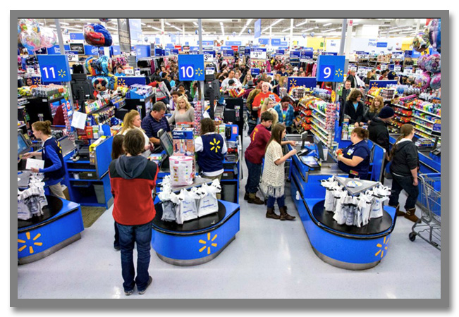 """世界最大のスーパーマーケットチェーン""""Walmart(ウォルマート)""""のギフトカードが当たるアンケート調査キャンペーン_1枚目"""