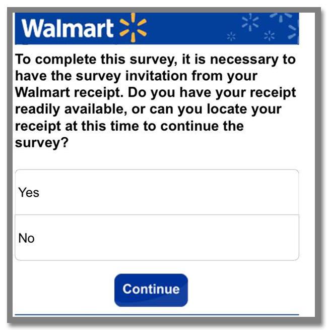 """世界最大のスーパーマーケットチェーン""""Walmart(ウォルマート)""""のギフトカードが当たるアンケート調査キャンペーン_6枚目"""
