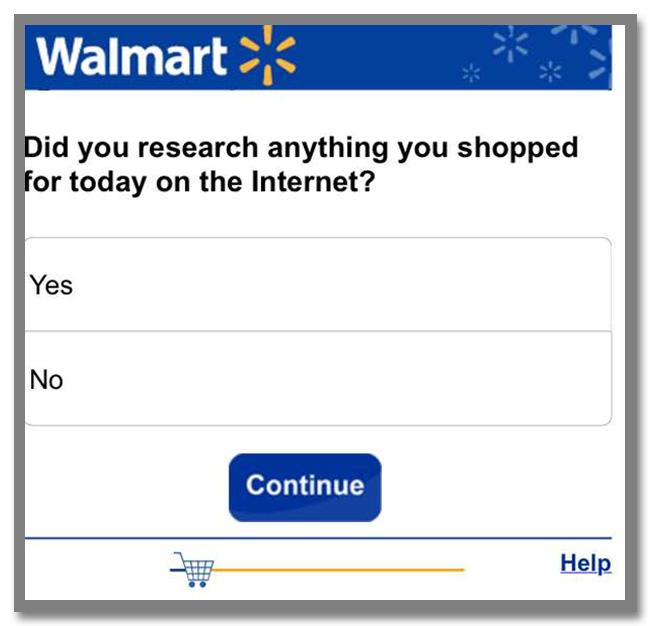 """世界最大のスーパーマーケットチェーン""""Walmart(ウォルマート)""""のギフトカードが当たるアンケート調査キャンペーン_8枚目"""