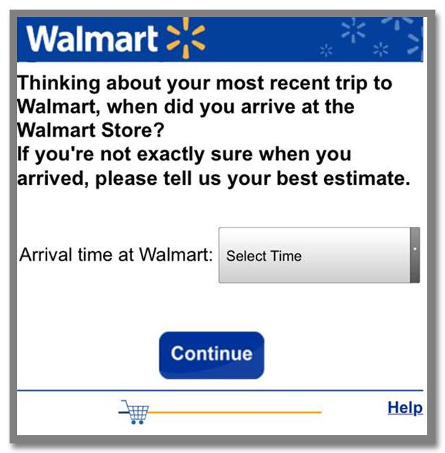 """世界最大のスーパーマーケットチェーン""""Walmart(ウォルマート)""""のギフトカードが当たるアンケート調査キャンペーン_11枚目"""