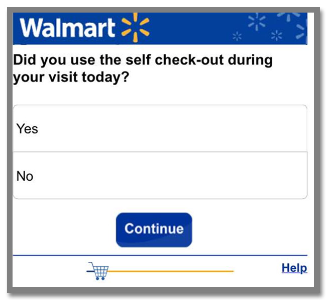 """世界最大のスーパーマーケットチェーン""""Walmart(ウォルマート)""""のギフトカードが当たるアンケート調査キャンペーン_12枚目"""