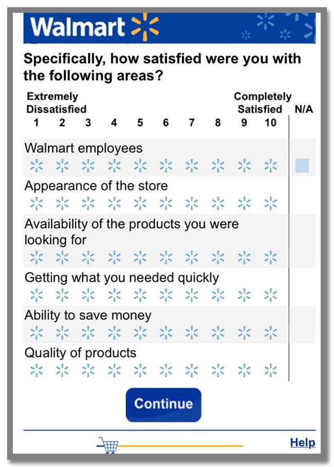 """世界最大のスーパーマーケットチェーン""""Walmart(ウォルマート)""""のギフトカードが当たるアンケート調査キャンペーン_15枚目"""