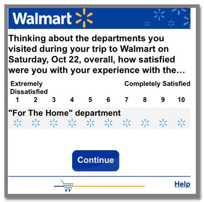 """世界最大のスーパーマーケットチェーン""""Walmart(ウォルマート)""""のギフトカードが当たるアンケート調査キャンペーン_21枚目"""
