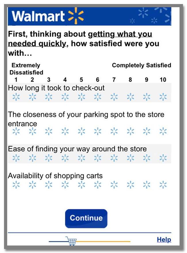 """世界最大のスーパーマーケットチェーン""""Walmart(ウォルマート)""""のギフトカードが当たるアンケート調査キャンペーン_22枚目"""