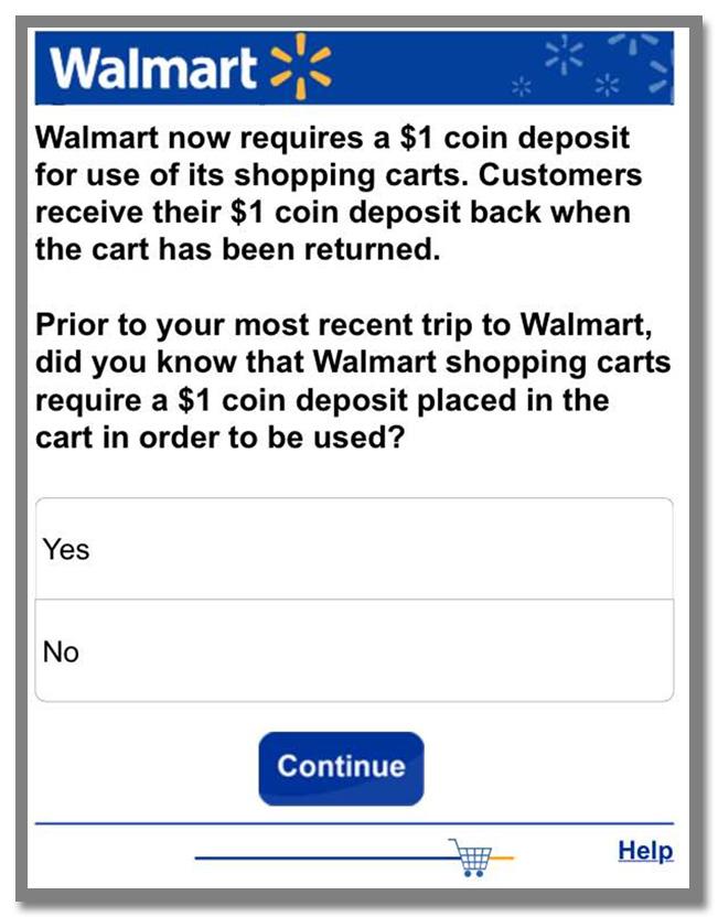 """世界最大のスーパーマーケットチェーン""""Walmart(ウォルマート)""""のギフトカードが当たるアンケート調査キャンペーン_33枚目"""