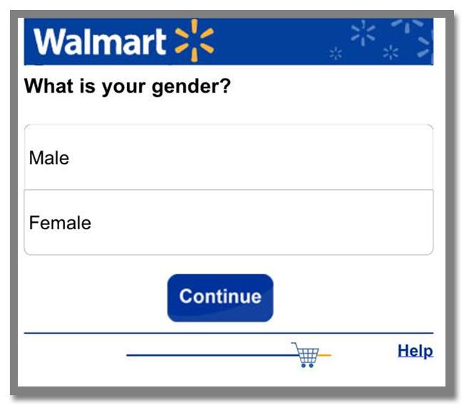 """世界最大のスーパーマーケットチェーン""""Walmart(ウォルマート)""""のギフトカードが当たるアンケート調査キャンペーン_37枚目"""