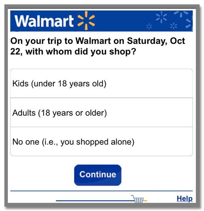 """世界最大のスーパーマーケットチェーン""""Walmart(ウォルマート)""""のギフトカードが当たるアンケート調査キャンペーン_40枚目"""