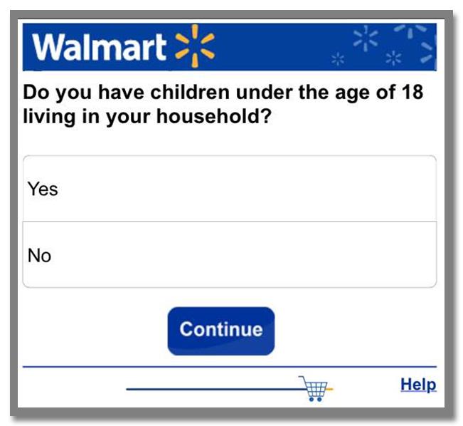 """世界最大のスーパーマーケットチェーン""""Walmart(ウォルマート)""""のギフトカードが当たるアンケート調査キャンペーン_41枚目"""