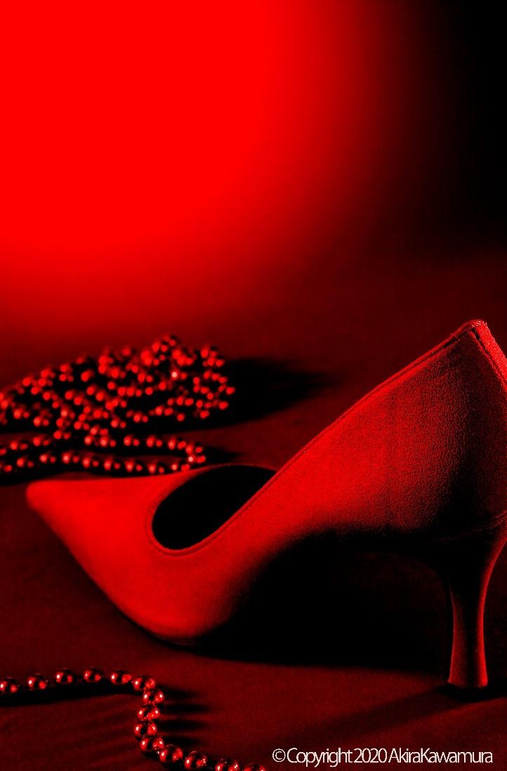 靴撮影イメージ